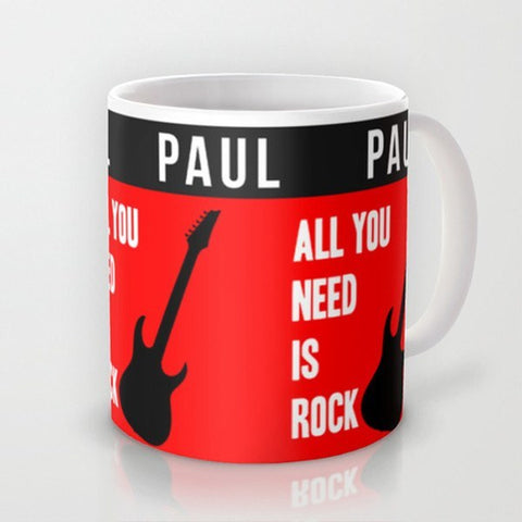 Rock Mug - TheGretest - 1