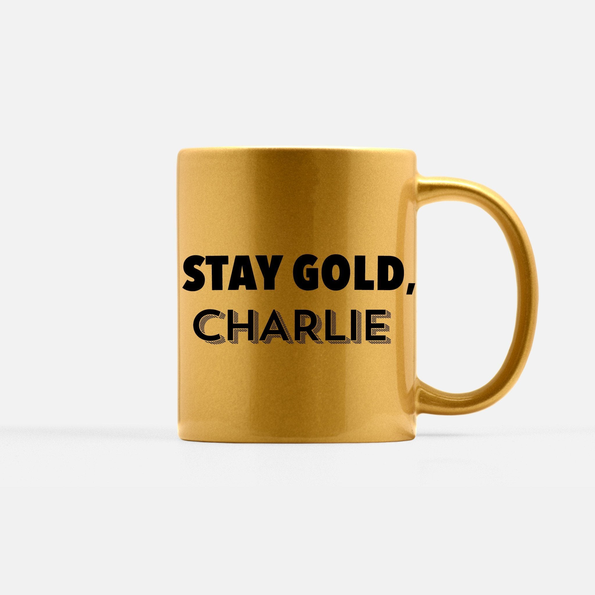 Stay Gold Mug - The Outsiders Mug-TheGretest