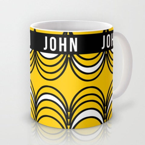 Yellow Mug - TheGretest - 1