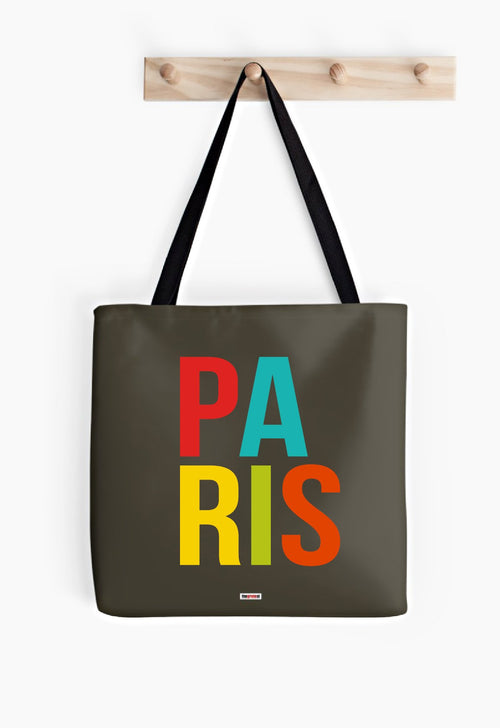 Paris Tote bag - Paris bag