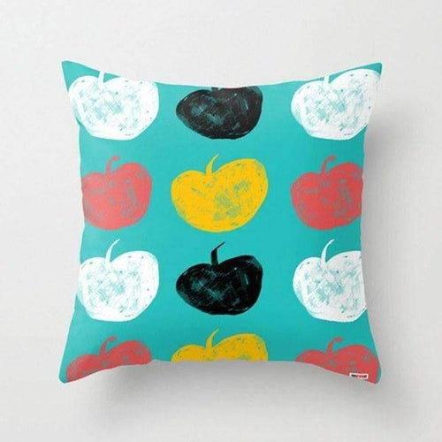 Apples Colorful pillow cover