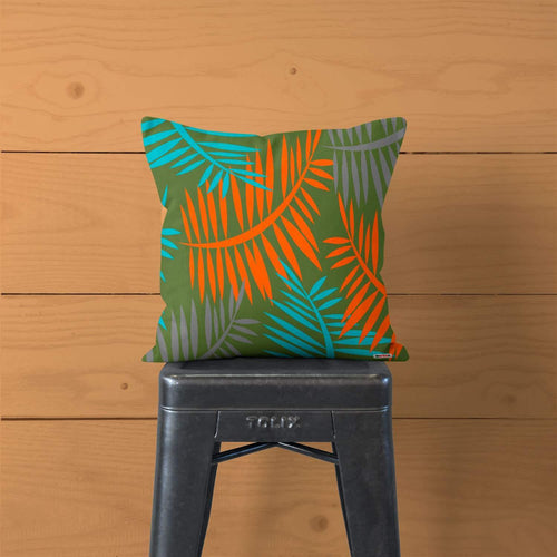 Autumn Leaf Decorative Pillow
