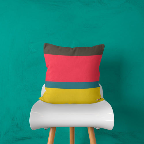 Colors Decorative Pillow