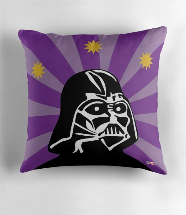 Pillows - Darth Vader Pillow - Star Wars Pillow