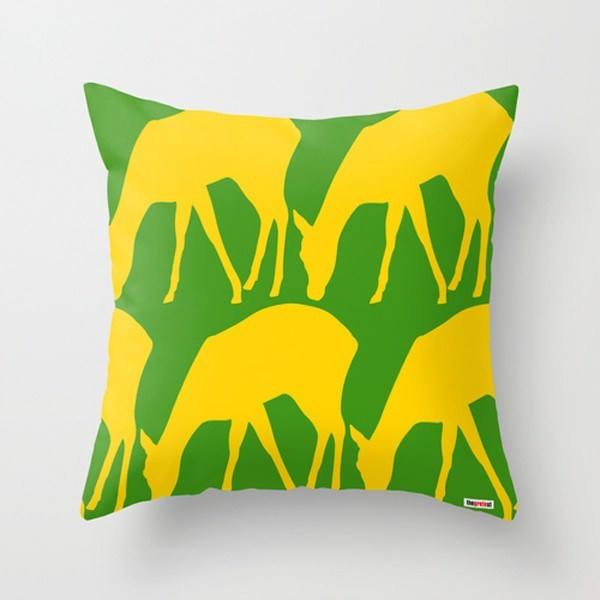 Deers Decorative Pillows-TheGretest