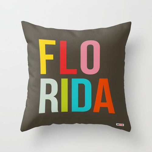 Florida pillow