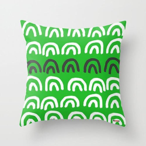 Green Life Decorative Pillow