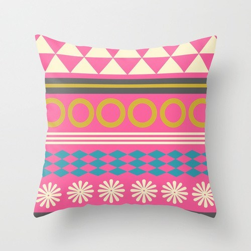 Colorful Decorative Pillows
