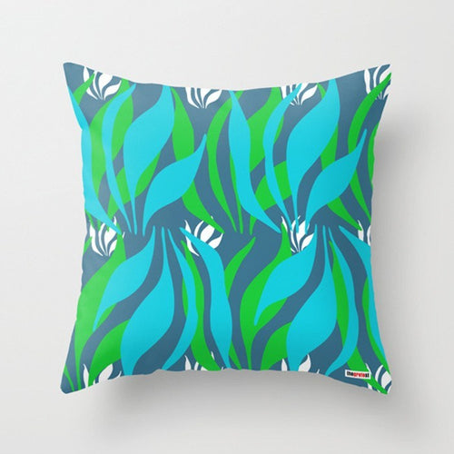 Jungle Decorative Throw Pillow