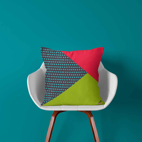 Love Colors Designer Pillow