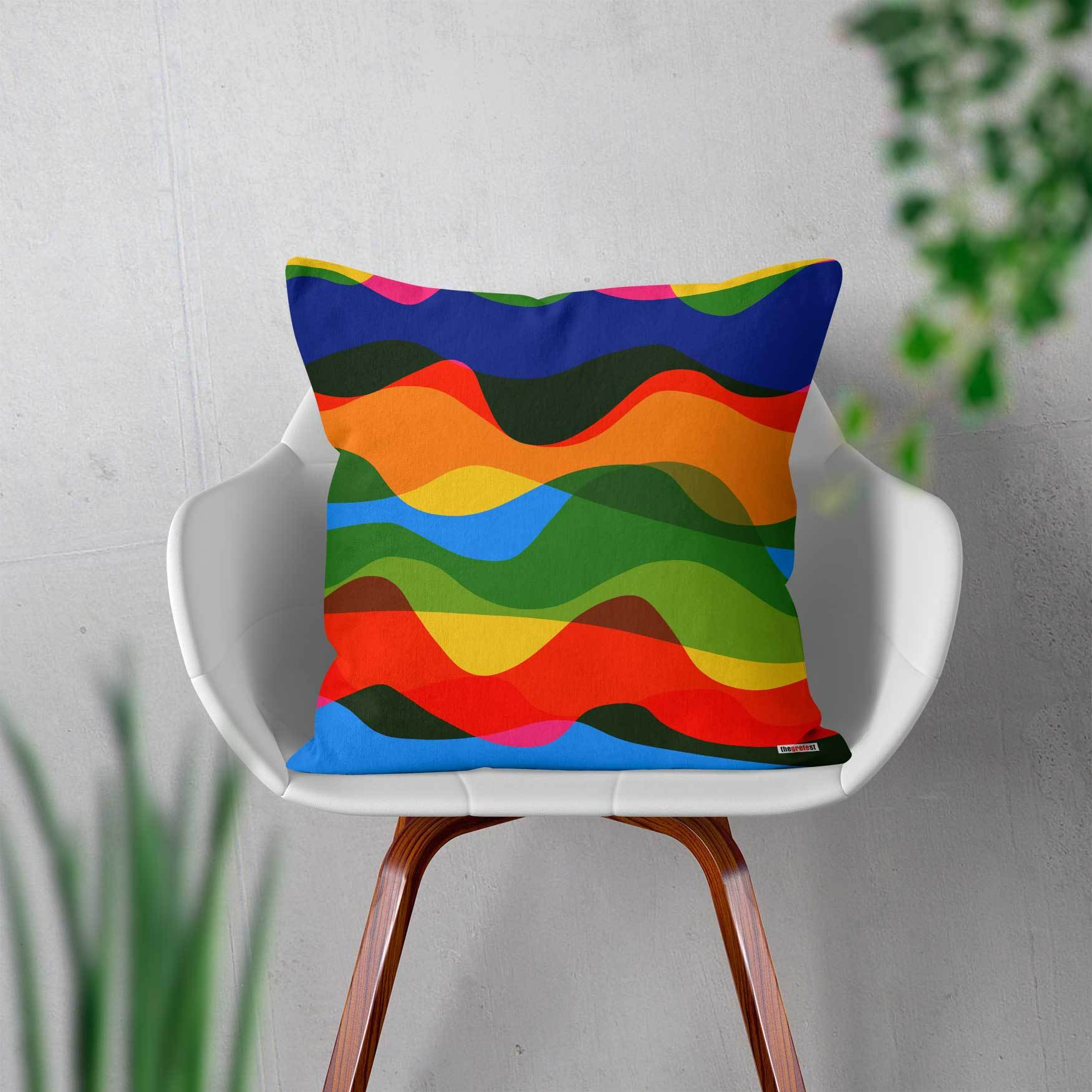 Decorative Pillow - Designer pillow by The Gretest