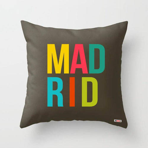 Cojín Madrid Pillow