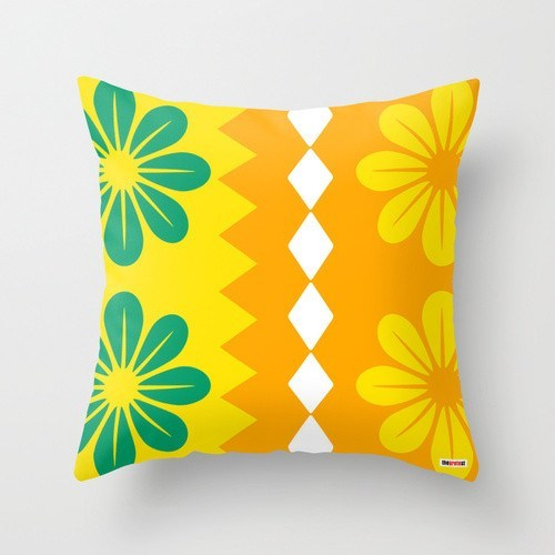 Mexican Decorative Pillow