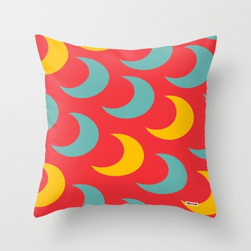 Moons Decorative Pillow