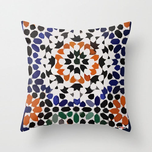 Moroccan Pillow III