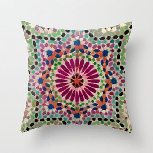 Moroccan Pillows I