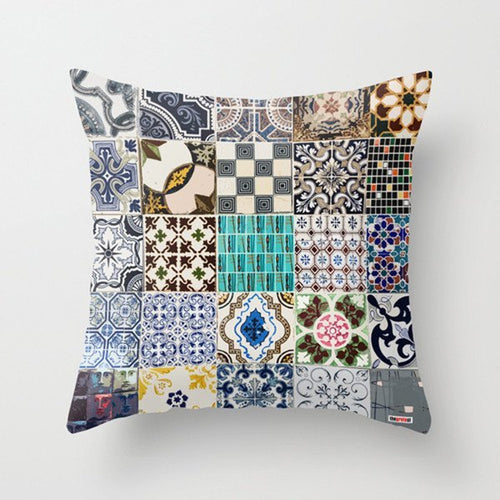 Moroccan Pillows II