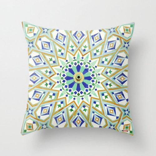Moroccan Pillows III