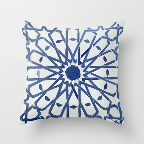 Moroccan Pillows VI