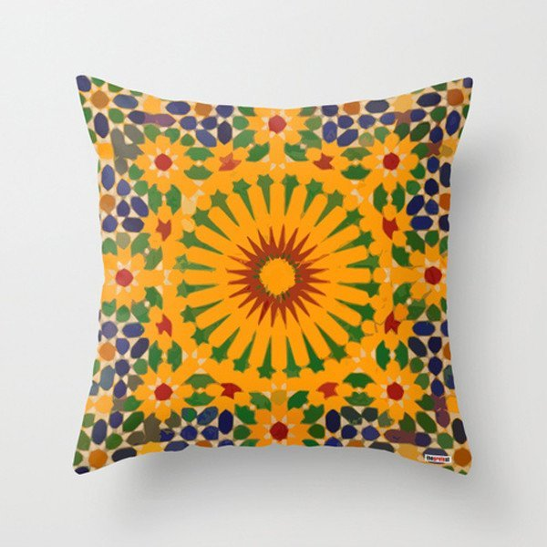 decorative pillows by The Gretest