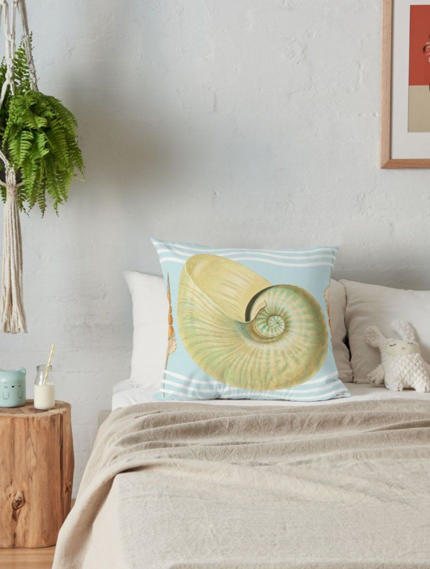 Nautical Pillow - The Gretest