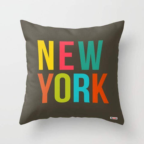 New York Decorative Pillow - TheGretest