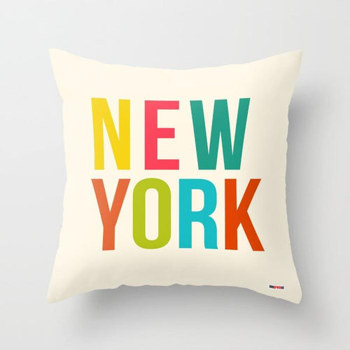 New York Pillow Light