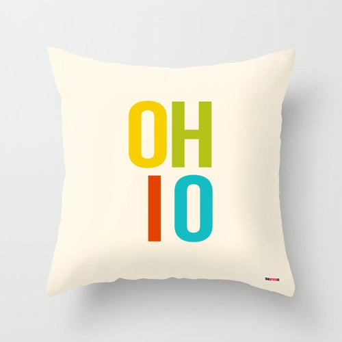 Ohio pillow