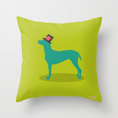 Other Cool Dog Decorative Pillow - TheGretest