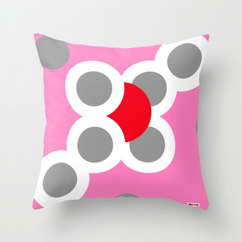 Pink Decorative Pillows