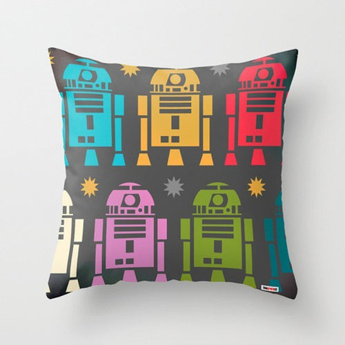 R2D2 Decorative Pillow