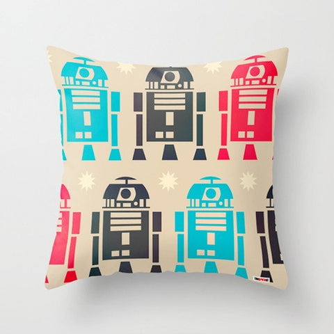 R2D2 Light Decorative Pillow - TheGretest