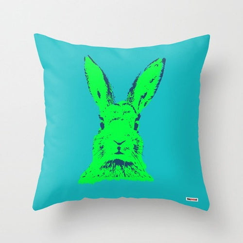 Rabbit Decorative Pillow