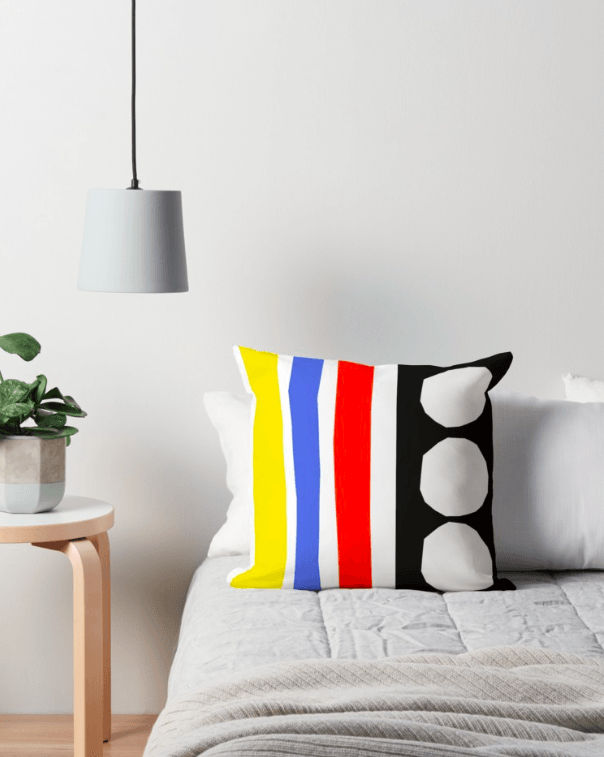 Scandinavian Pillows - Modern Pillow-TheGretest