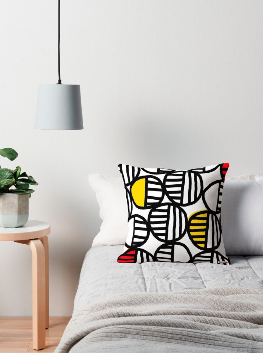 Scandinavian Style Pillow-TheGretest