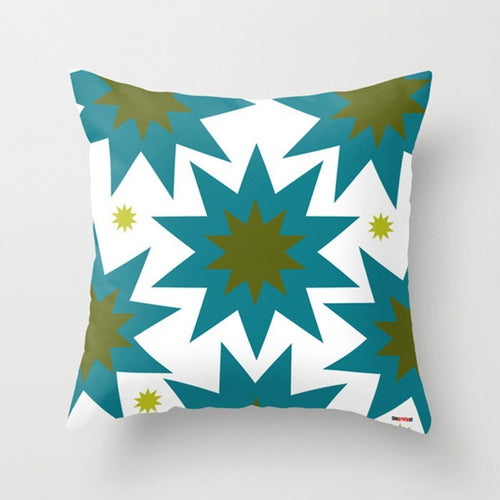 Stars Morocco Decorative Pillow