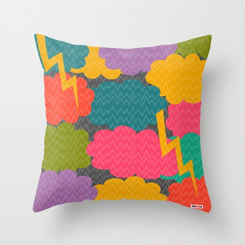 Storm Decorative Pillow