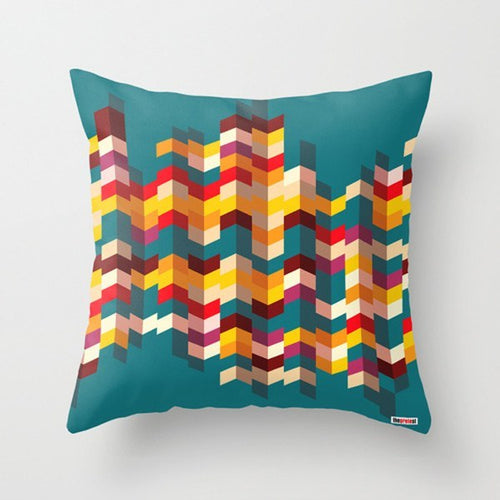 Tetris Decorative Pillow