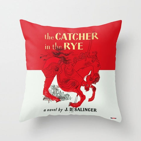 The Catcher in The Rye Pillow - TheGretest