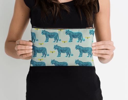 Tigers Pouch - Modern Pouches