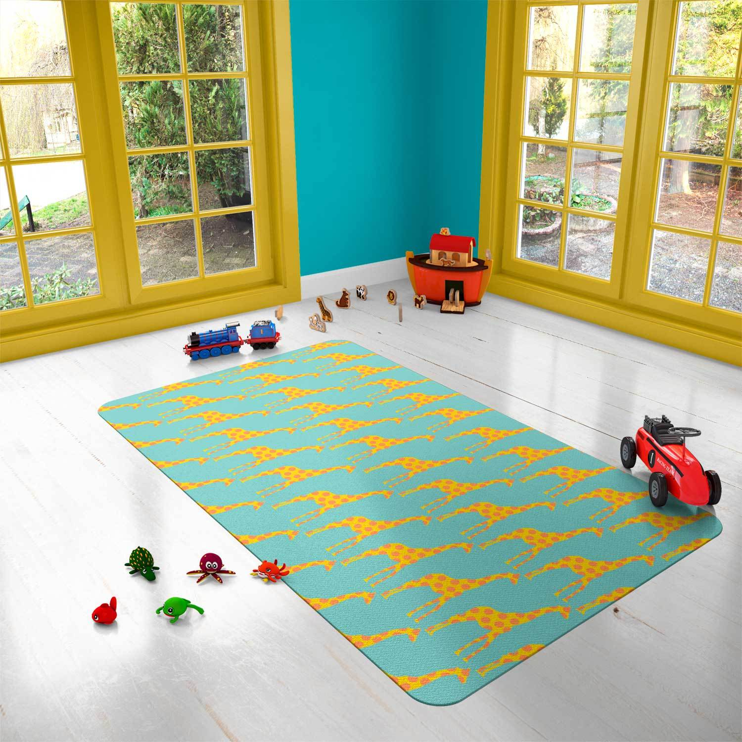 Kids rug - The Gretest