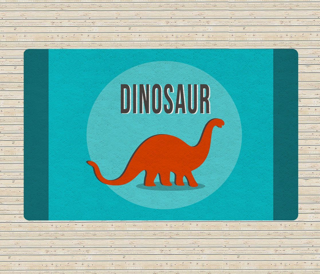 Kids rugs - Dinosaurs Rug - Nursery Area Rugs - Affordable Rugs for kids-TheGretest