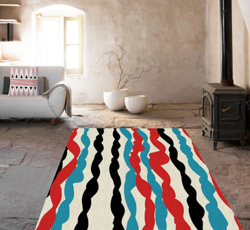 More Lines Rug