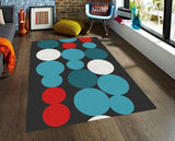 Designer Rug - Modern Area Rug - 5x8 rug - Affordable rugs-Rugs-TheGretest