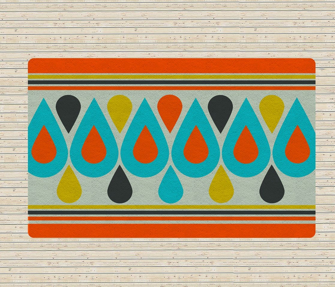 Decorative drops Rug-TheGretest