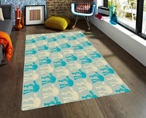 Star wars Rugs - Nursery Area Rugs - Rugs for Kids - ATAT Rug - TheGretest - 1