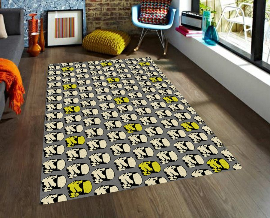 Stormtrooper Rug- Star Wars Rug - Area Rugs - Decorative Rugs - Contemporary Rugs-TheGretest