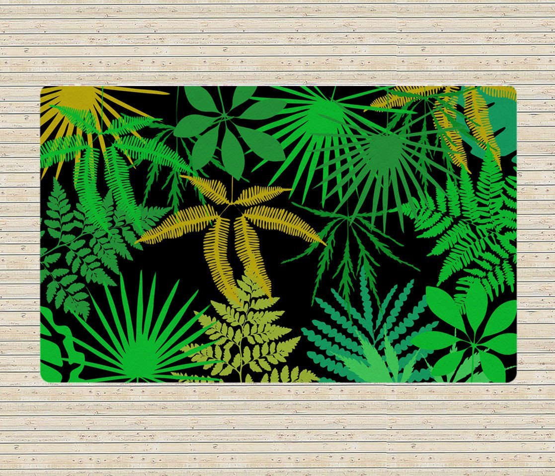 Tropical Rugs - Affordable Rugs - Palm Tree Rugs-TheGretest
