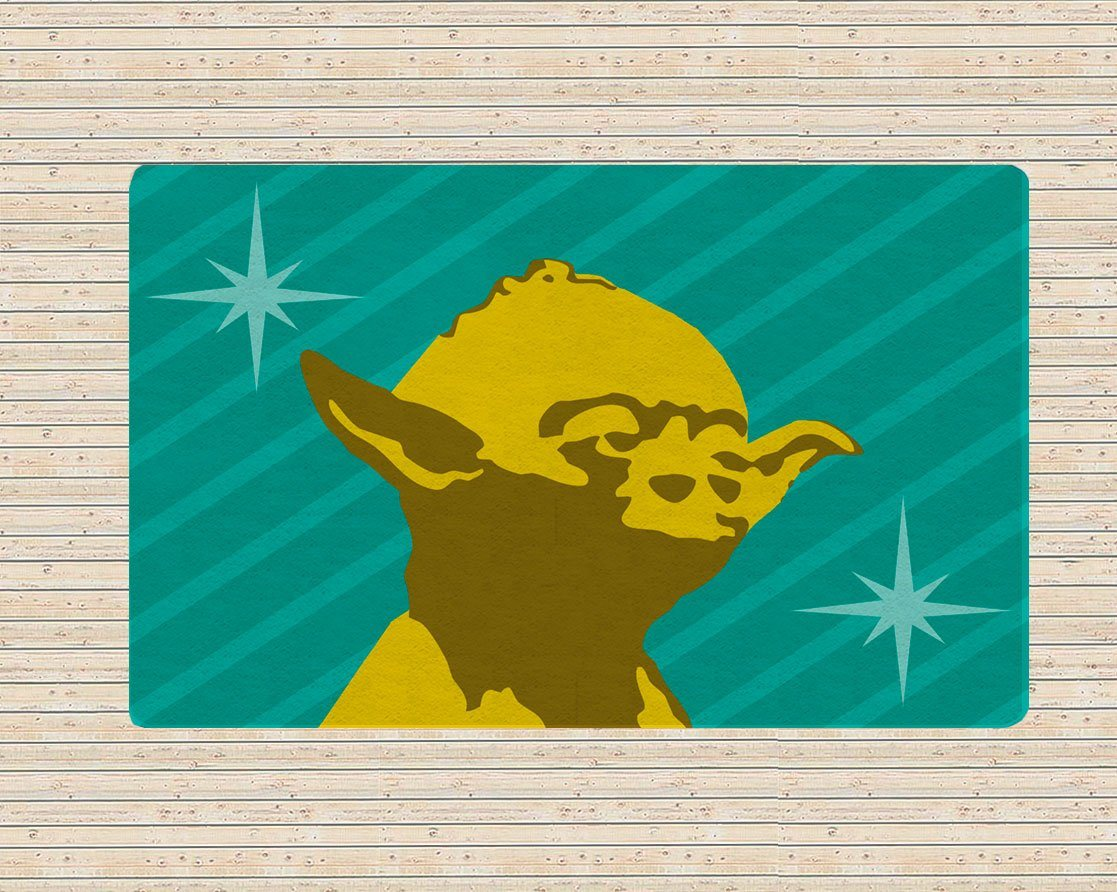 Rugs - Yoda Rug -Star Wars Rug