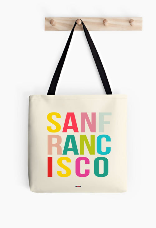 San Francisco Tote bag - San Francisco bag